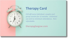 Therapy Card 10 OFF 12